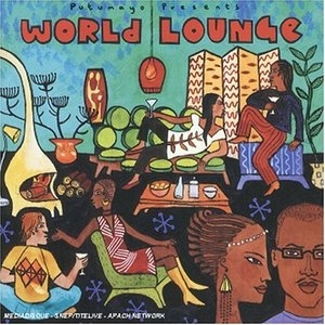 Putumayo Presents: World Lounge album cover