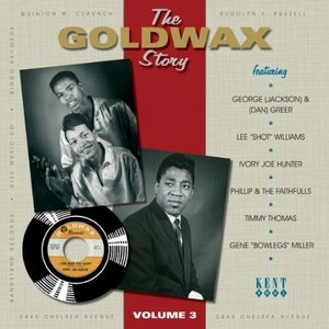 The Goldwax Story Vol.3 album cover