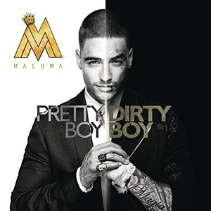 Pretty Boy, Dirty Boy album cover
