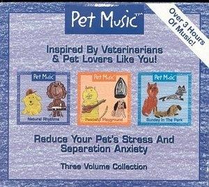Pet Music album cover