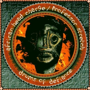 Drums Of Defiance album cover
