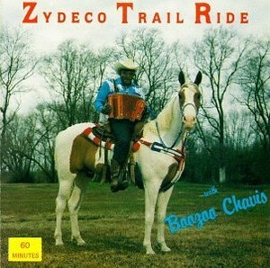 Zydeco Trail Ride album cover