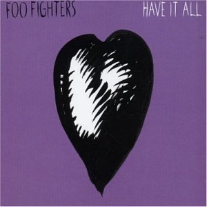 Have It All (Single) album cover