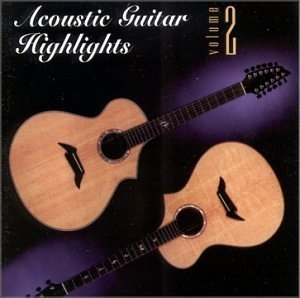 Acoustic Guitar Highlights Vol.2 album cover