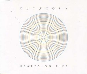 Hearts On Fire (Single) album cover