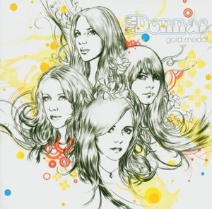 Gold Medal album cover