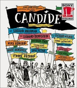 Candide (1956 Original Broadway Cast) album cover