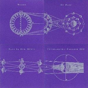 Galaxie 500 album cover