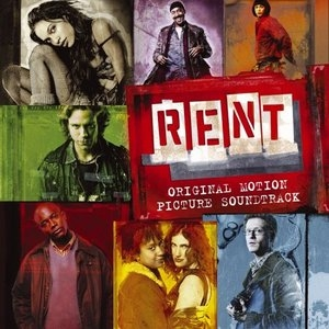 Rent: Original Motion Picture Soundtrack (2005) album cover