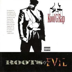 Roots Of Evil album cover