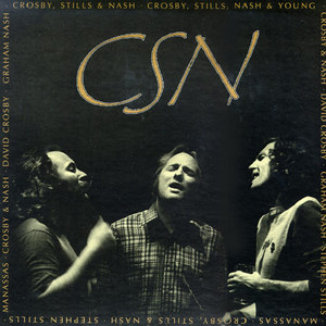 CSN Box Set album cover