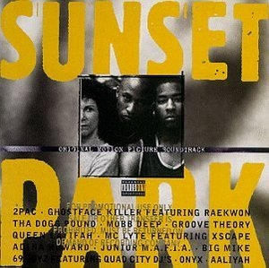 Sunset Park (Original Motion Picture Soundtrack) album cover