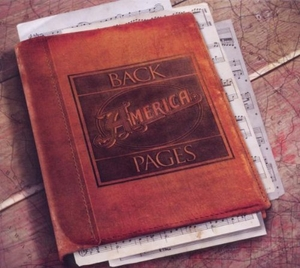 Back Pages album cover
