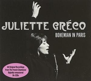 Bohemian In Paris album cover