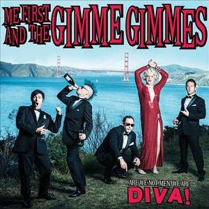 Are We Not Men? We Are Diva! album cover
