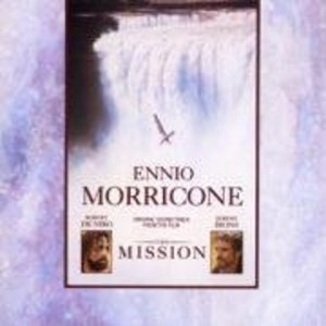 The Mission: Original Soundtrack From The Motion Picture album cover