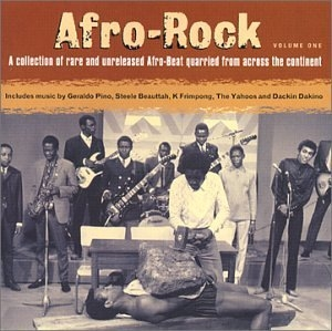 Afro-Rock album cover