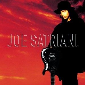 Joe Satriani album cover