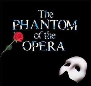 The Phantom Of The Opera (1986 Original London Cast) album cover