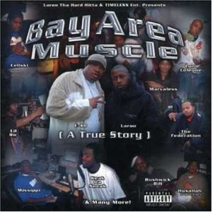 Bay Area Muscle: A True Story album cover