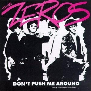 Don't Push Me Around album cover
