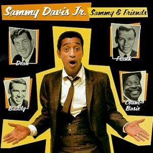 Sammy & Friends album cover