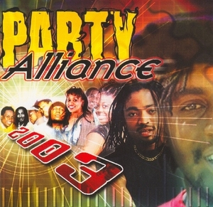 Party Alliance 2003 album cover