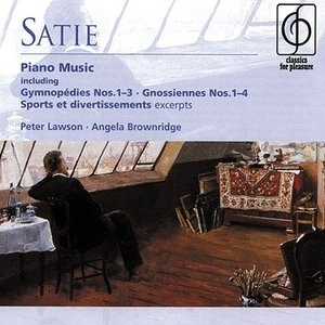 Satie: Piano Music album cover