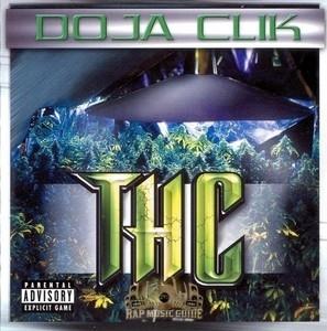 THC album cover