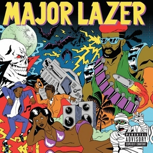 Guns Don't Kill People... Lazers Do album cover