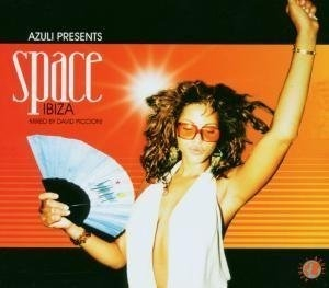 Space Ibiza 2004 album cover