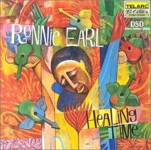 Healing Time album cover