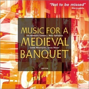 Music For A Medieval Banquet album cover