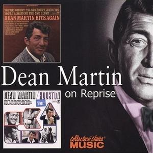 Dean Martin Hits Again~ Houston album cover