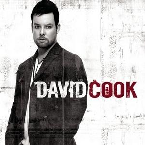 David Cook album cover