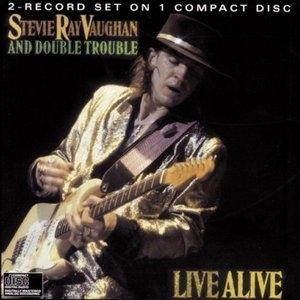 Live Alive album cover