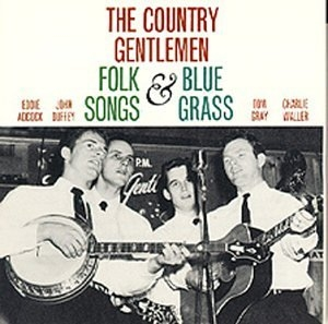 Folk Songs And Bluegrass album cover