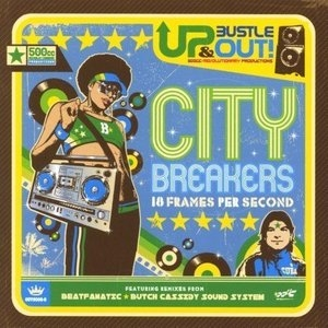 City Breakers: 18 Frames Per Second album cover