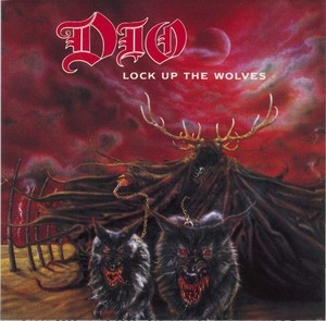 Lock Up The Wolves album cover