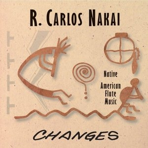 Changes: Native American Flute Music album cover