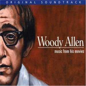 Woody Allen: Music From His Movies album cover
