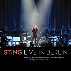 Live In Berlin album cover