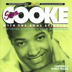 Sam Cooke With The Soul Stirrers  (Specialty) album cover