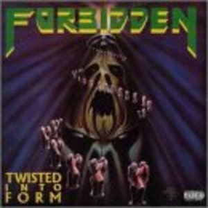 Twisted Into Form album cover