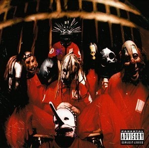 Slipknot (2000) album cover