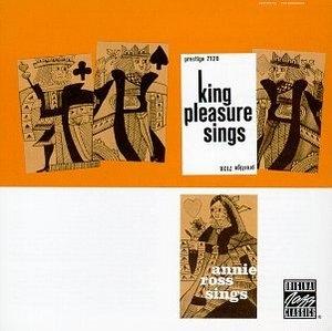 King Pleasure Sings-Annie Ross Sings album cover