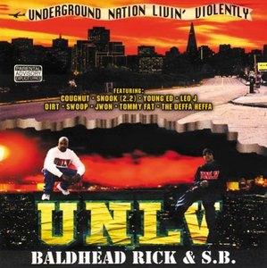 UNLV album cover