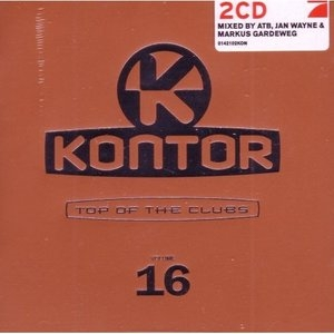 Kontor: Top Of The Clubs Vol.16 album cover
