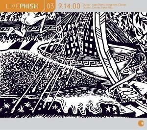 Live Phish Vol.3 album cover
