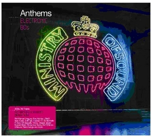 Anthems: Electronic 80s (Ministry Of Sound) album cover